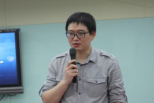 和讯网副总编辑韩明致辞